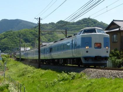 春の増発列車34
