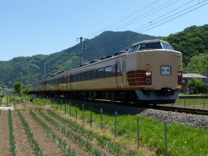 春の増発列車35