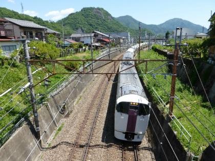 春の増発列車36