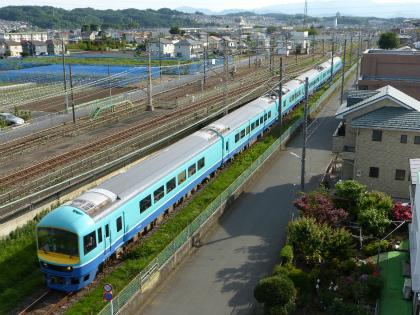 春の増発列車44