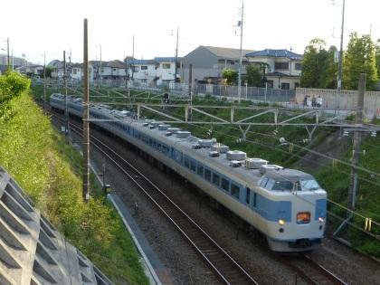 春の増発列車46