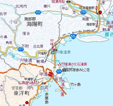 阿佐海岸鉄道01