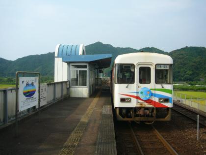 阿佐海岸鉄道10