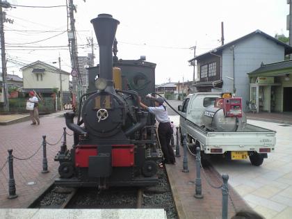 坊っちゃん列車10