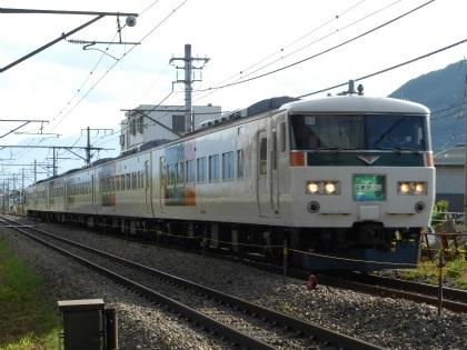 鎌倉あじさい号08