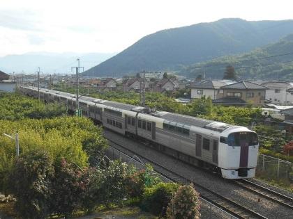 鎌倉あじさい号09