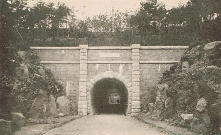 弥彦隧道01