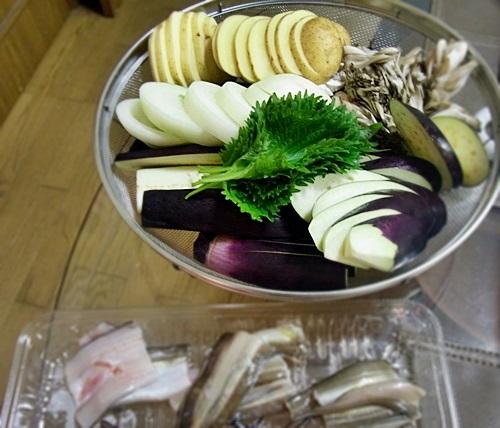 10天ぷら