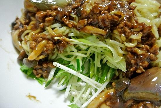 2ジャージャー麺