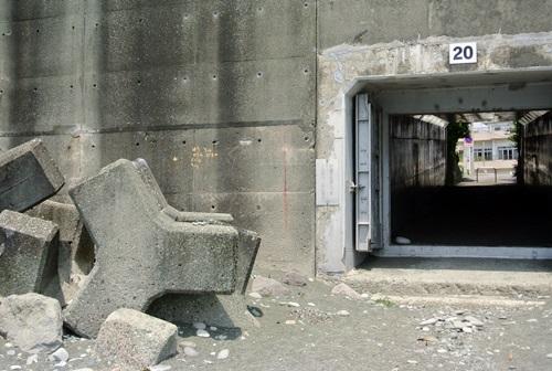 17トンネルぬけて