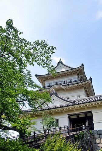 1小田原城