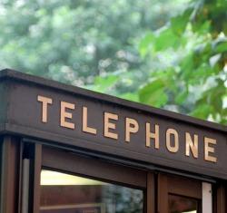 ★250電話ボックス4417508