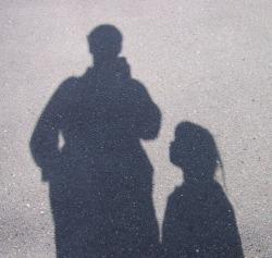 ★250親子の影