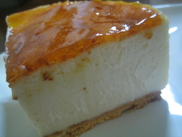 アレグロドルチェ クワトロ フォルマッジ 濃厚チーズケーキ4
