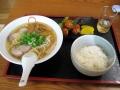 「粋」のラーメン定食