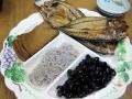 朝ごはん1@田中鮮魚店さん