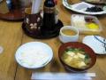 朝ごはん2@田中鮮魚店さん