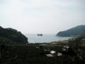高知の春の海