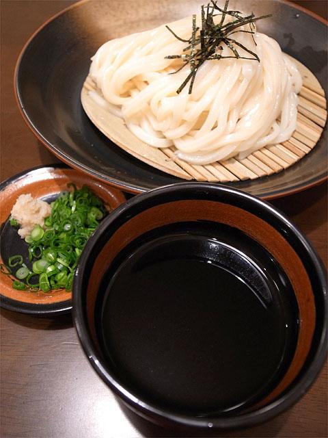 140209上谷製麺屋-ざるうどん
