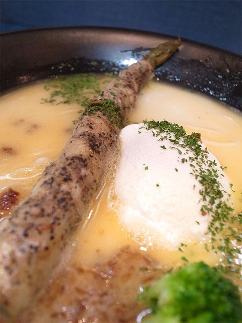 140322潮-鶏白湯そばトッピング