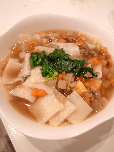131211香膳-ラグマン汁麺