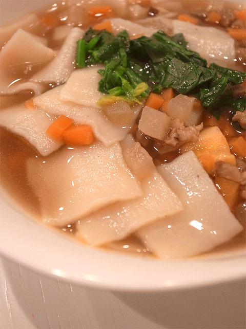 131211香膳-ラグマン汁麺アップ