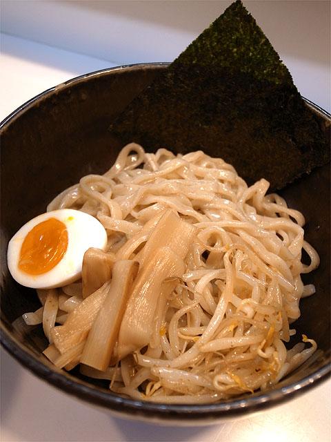 140425梵-ベジポタつけ麺・麺