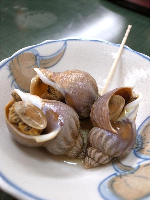 140426蛇の目寿司-つぶ貝
