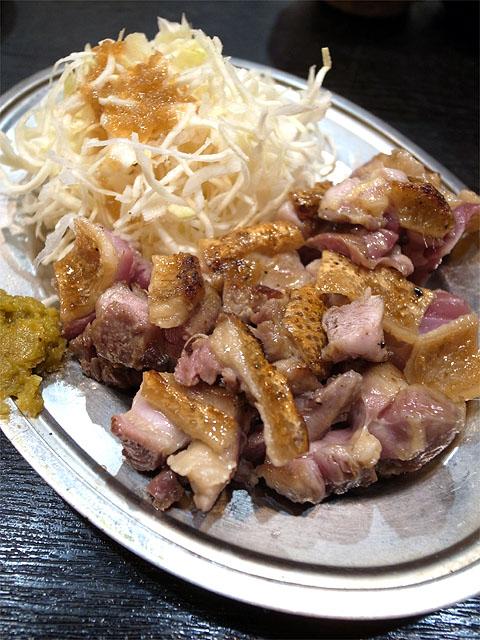 140426てんちゃん-鶏炭火焼
