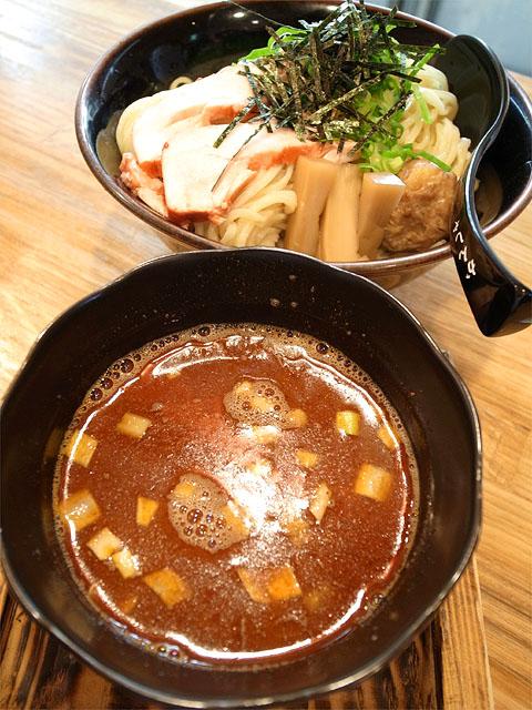 140521神王-つけ麺醤油