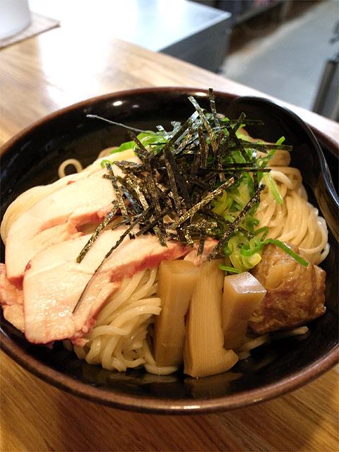 140521神王-つけ麺醤油・麺