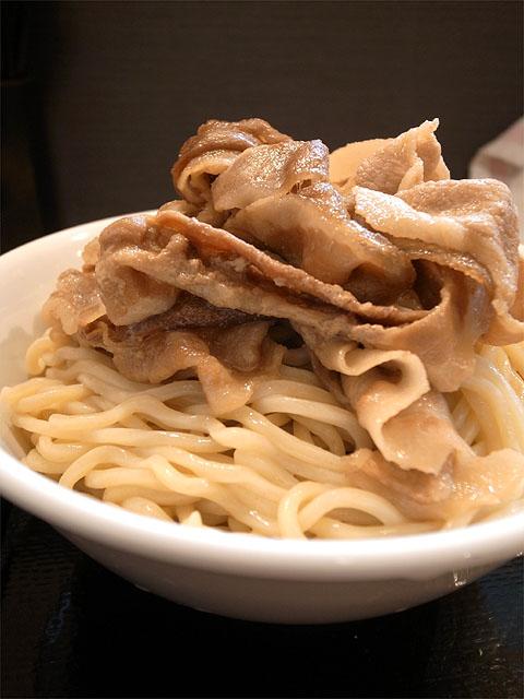 131205丸和各務原-肉胡椒つけ麺・麺