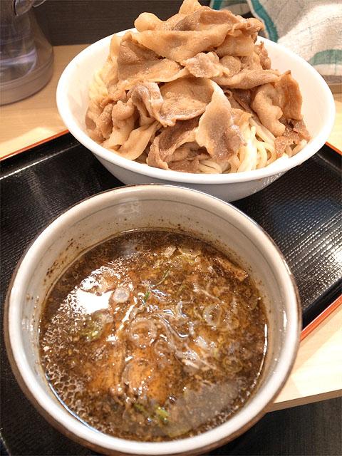 131225丸和各務原-肉胡椒つけ麺