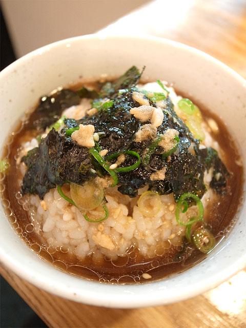 140702神王-鯛香露・洗い飯ダシ入れ後