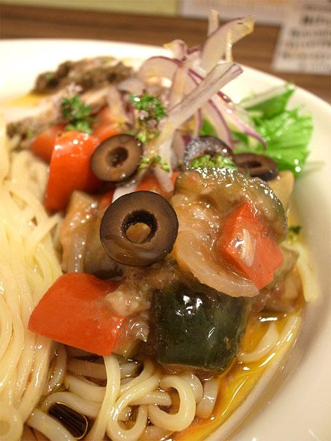 140704麺屋さくら-香露 ア・ラ・プロバンサル・ラタトゥイユ
