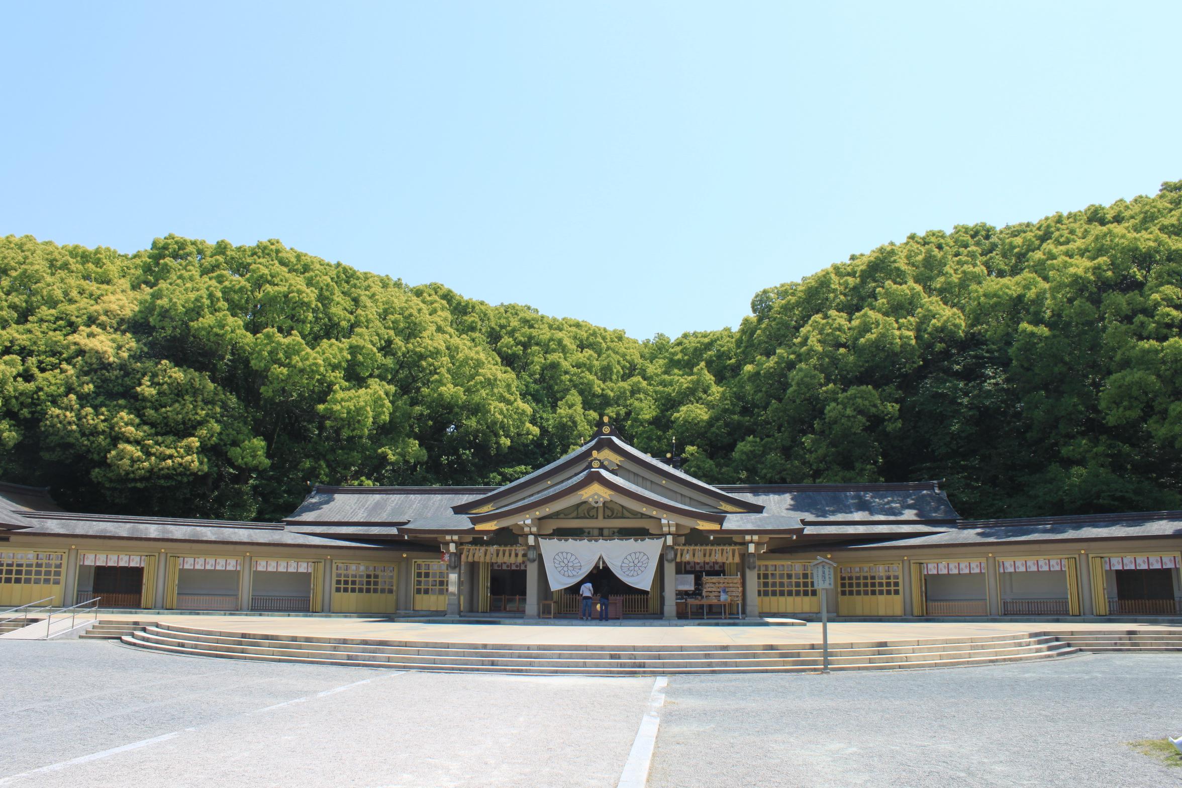 福岡護国神社