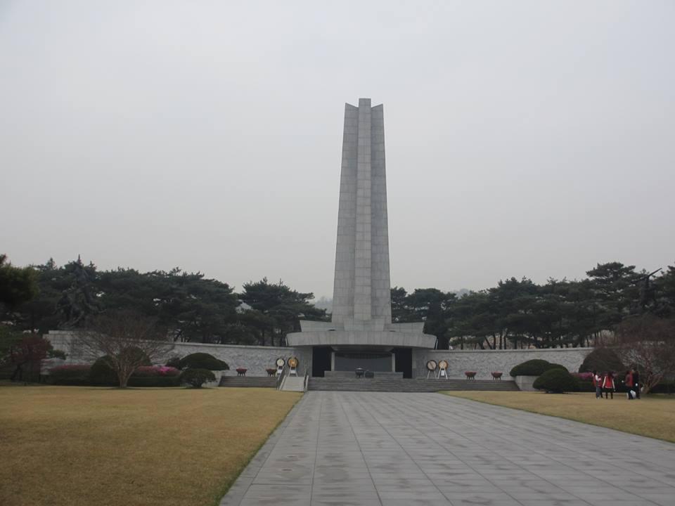 韓国慰霊塔