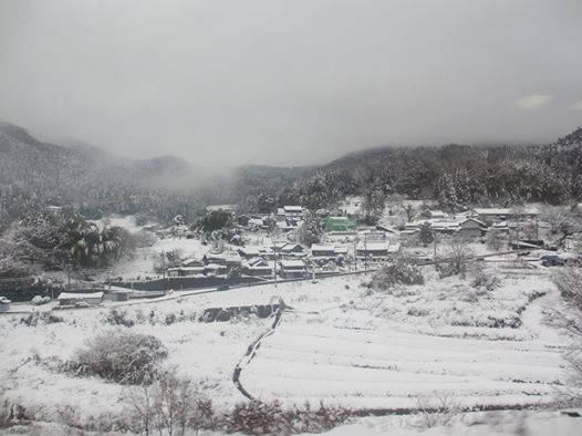伊賀の山奥
