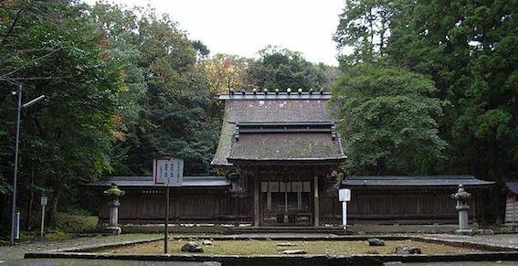 若狭彦・若狭姫神社