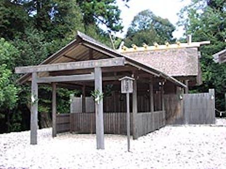 伊佐奈彌宮