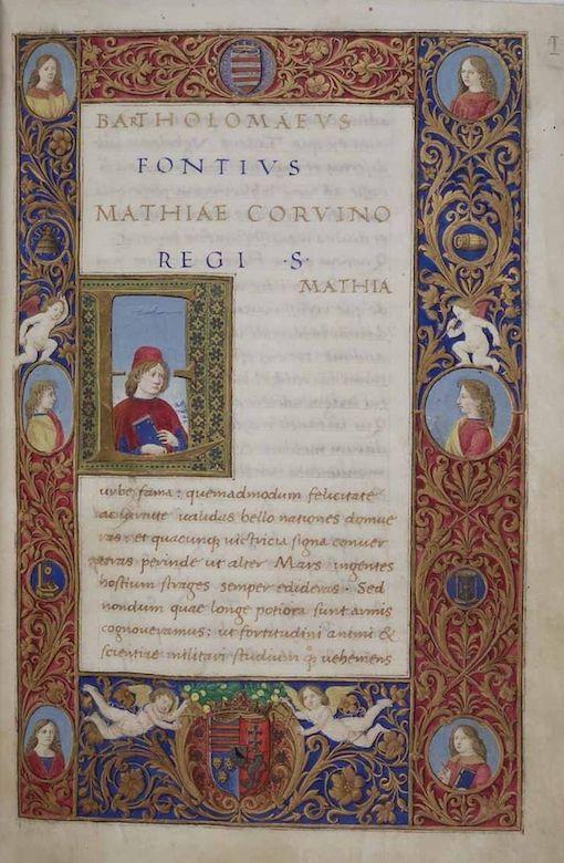 コルヴィナ文庫