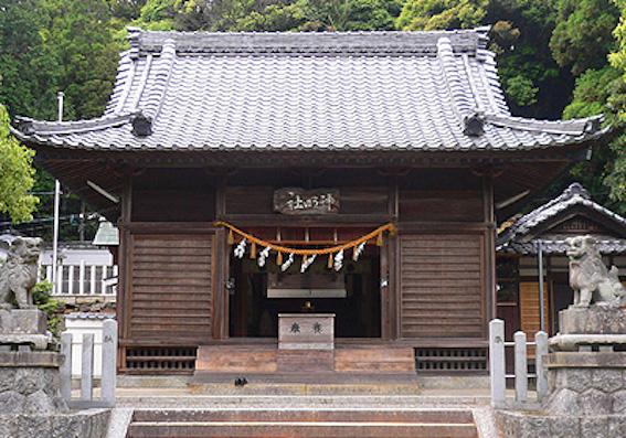 鳥羽神明社