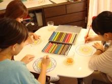 日日色色*カラーセラピストYukimiの日記。-20100904mandara