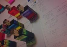日日色色*カラーセラピストYukimiの日記。-2011-01-27 19.04.48