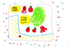日日色色*カラーセラピストYukimiの日記。-art