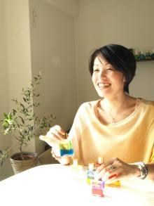 日日色色*カラーセラピストYukimiの色日記。-P5217443s