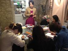 *日日色色*カラーセラピストYukimiの色模様。-2012122201