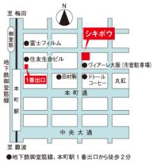 セラピー・ヒーリングイベント【癒しマルシェ】-map