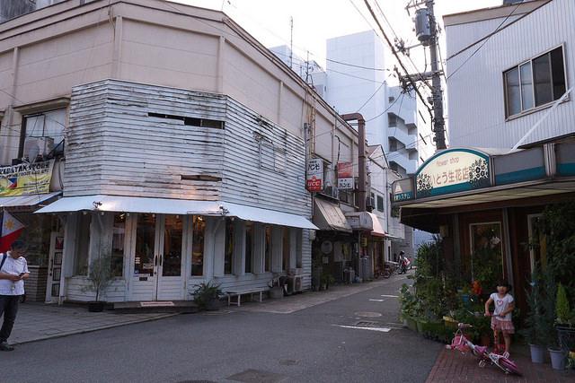 レンガ通り001