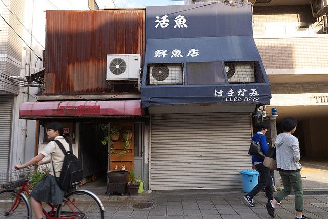 レンガ通り007